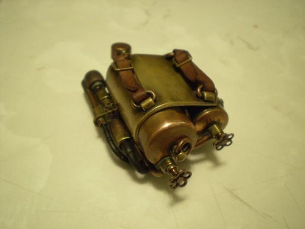 Подводная лодка (фонарик) (Фото 55)