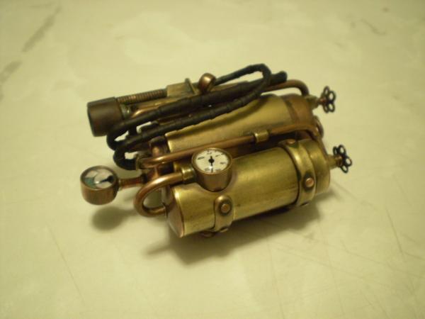 Подводная лодка (фонарик) (Фото 52)