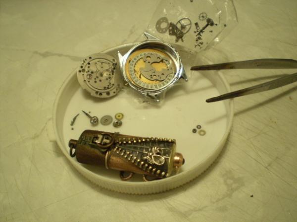 """Флешка """"Slide-fastener"""" (Фото 45)"""