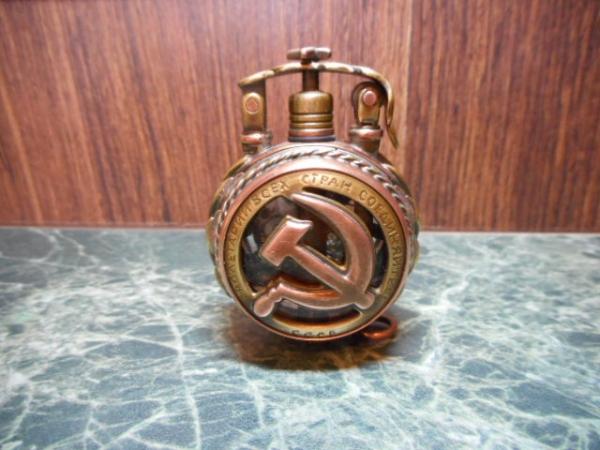 Зажигалка Коммунистическое время