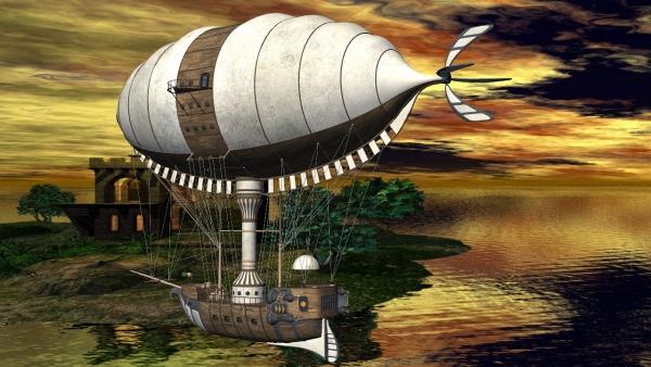 Battle Zeppelin