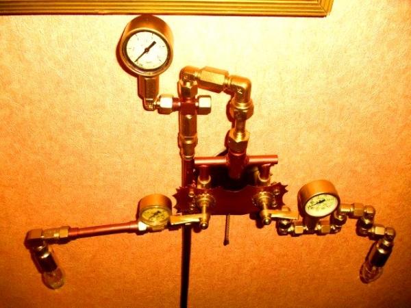 """Настенный светильник """"Lightsteam"""" (Фото 3)"""