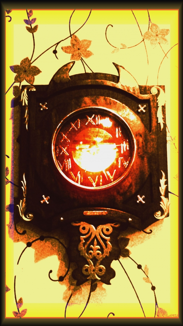 Часы {В неизвестном направлении}