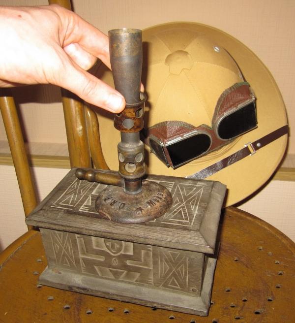 Лабораторные горелки на службе исследователя (Фото 4)