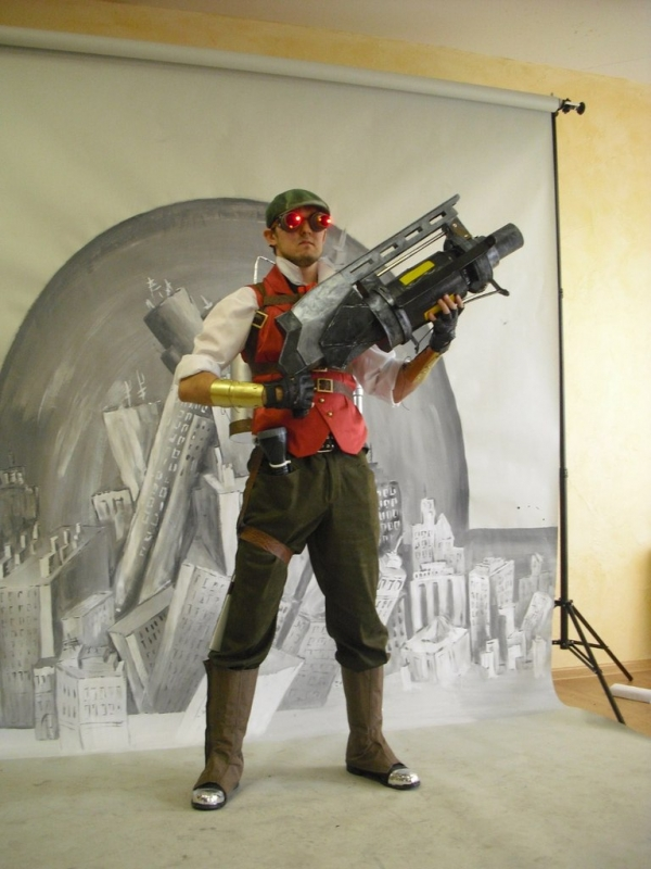 Killing Floor - Steampunk Characters (Фото 9)