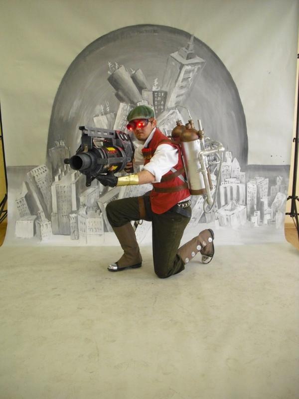 Killing Floor - Steampunk Characters (Фото 10)