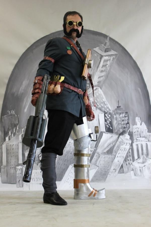 Killing Floor - Steampunk Characters (Фото 11)