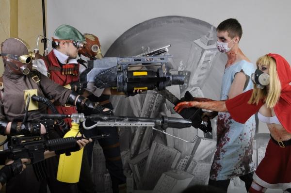 Killing Floor - Steampunk Characters (Фото 16)