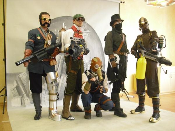 Killing Floor - Steampunk Characters (Фото 3)
