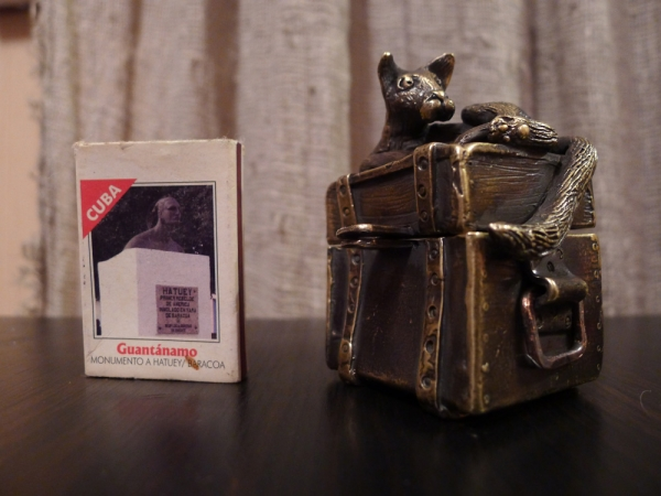 "Шкатулка ""Кот на рундуке"" (Фото 10)"