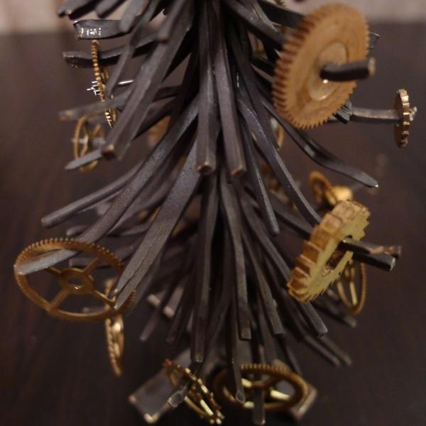 Стимпанк-елочка (Фото 3)