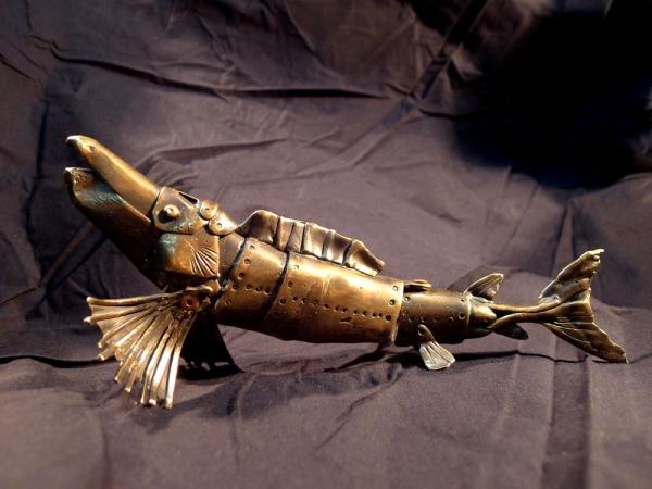 Рыба Джеральдина