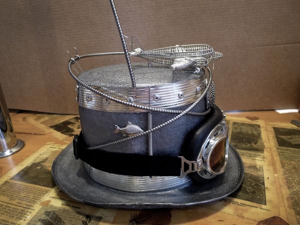 Шляпа штурмана летающей крепости Кайгельт