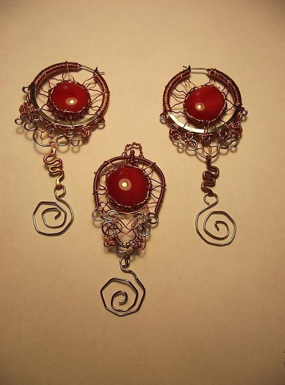 Трио красных. (Фото 2)