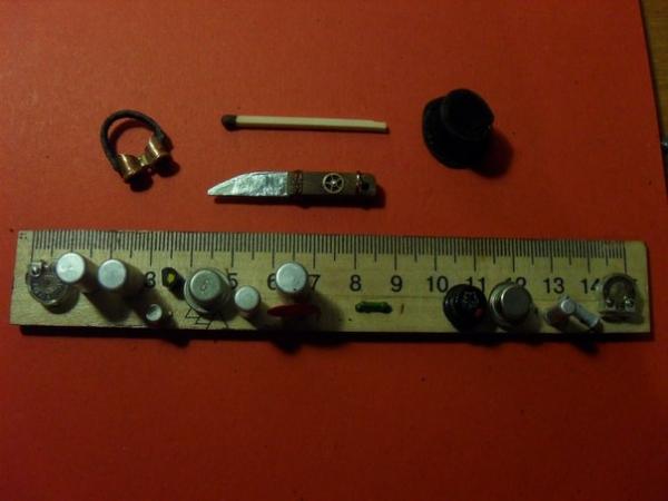Мини стим ножик (Фото 3)