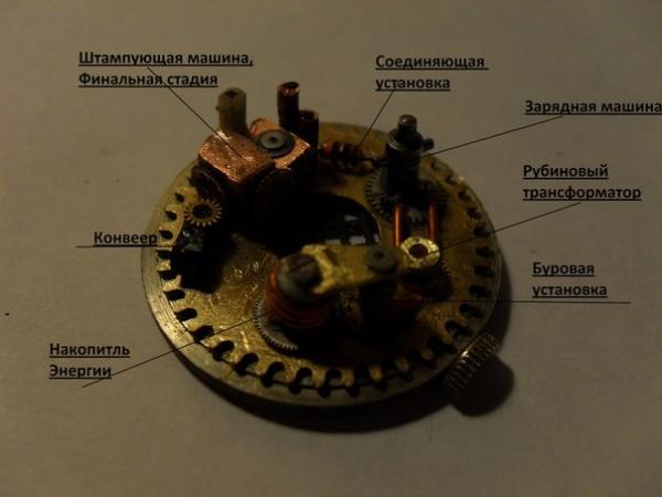 Домашний завод для производства шестерёнок