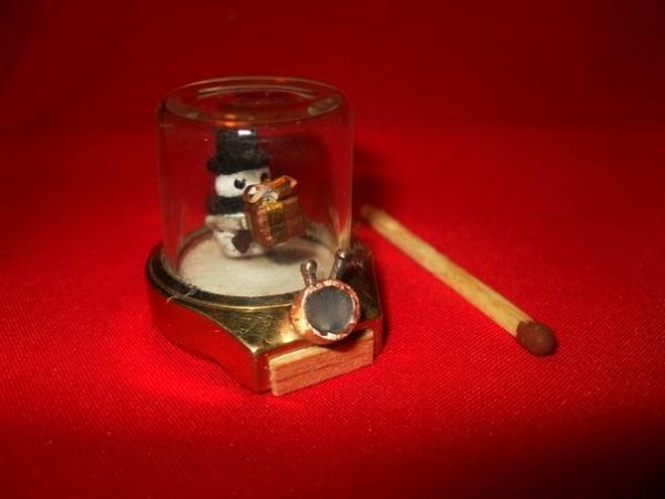 Новогодняя миниатюра (Фото 2)