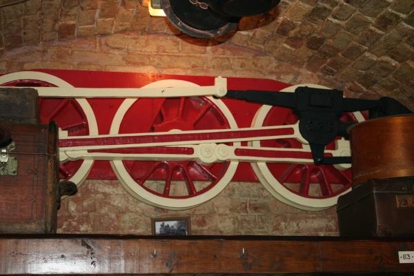 Колесная группа в интерьере кабака «Irish Pub».