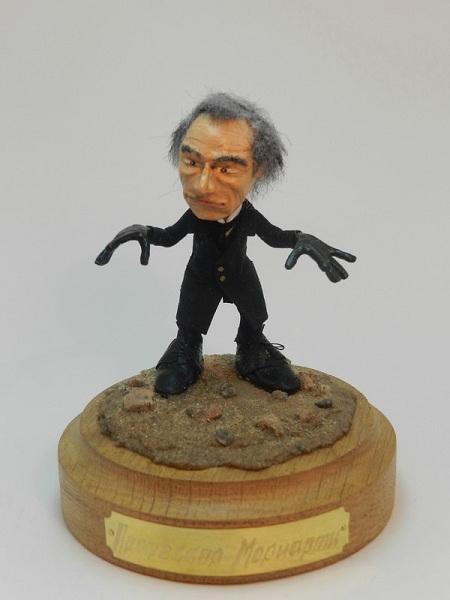 Профессор Мориарти (Фото 2)