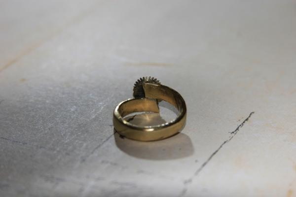 Кольцо попытка № 2. (Фото 3)