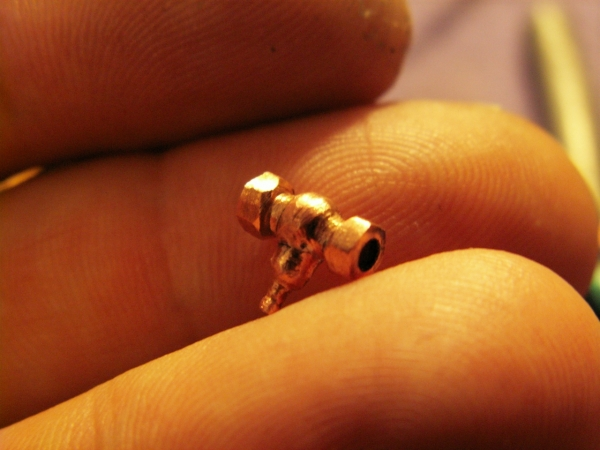 Steampunk флешка. Вторая... (ворклог) (Фото 10)