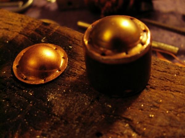 Steampunk флешка. Вторая... (ворклог) (Фото 27)