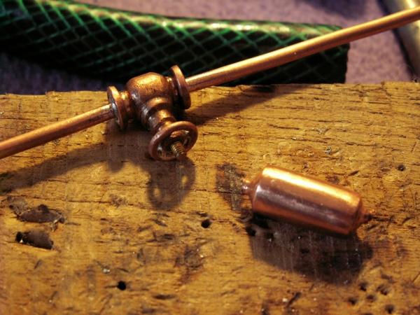 Steampunk флешка. Вторая... (ворклог) (Фото 7)