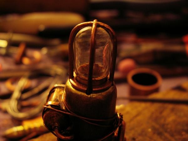 Steampunk флешка. Вторая... (ворклог) (Фото 23)