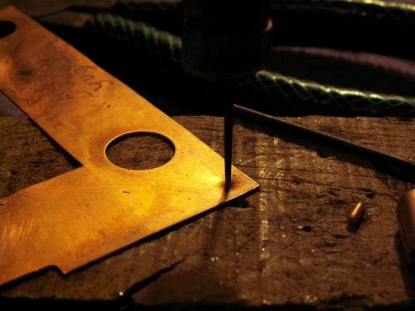 Steampunk флешка. Вторая... (ворклог) (Фото 2)