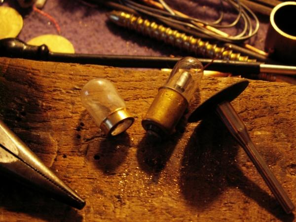 Steampunk флешка. Вторая... (ворклог) (Фото 20)