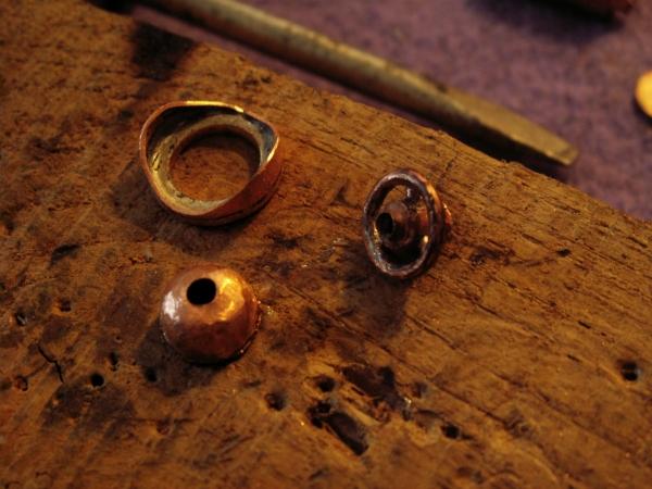 Steampunk флешка. Вторая... (ворклог) (Фото 16)