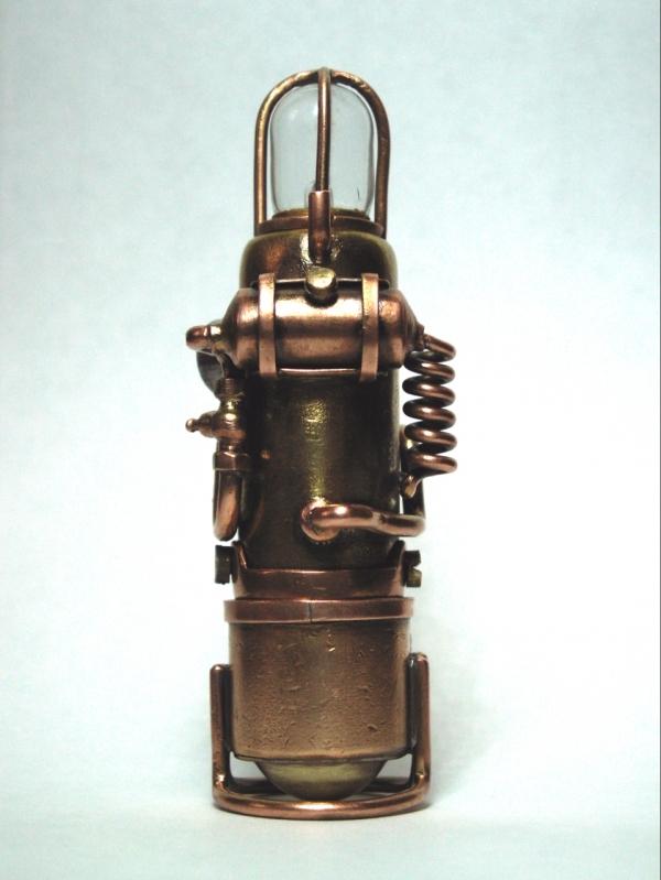 Steampunk флешка. Вторая... (ворклог) (Фото 39)