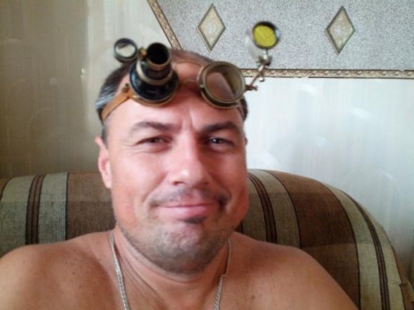 """Гогглы... """"Очки чокнутого лекаря паровых роботов и всяческих изношенных механизмов"""" (Фото 10)"""