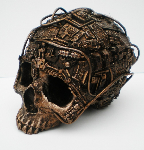 Скульптуры Ричарда Саймонса. Великобритания. (Фото 3)