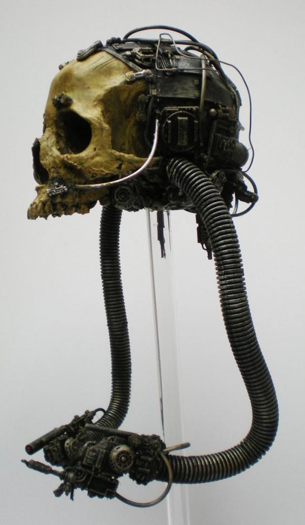 Скульптуры Ричарда Саймонса. Великобритания. (Фото 6)