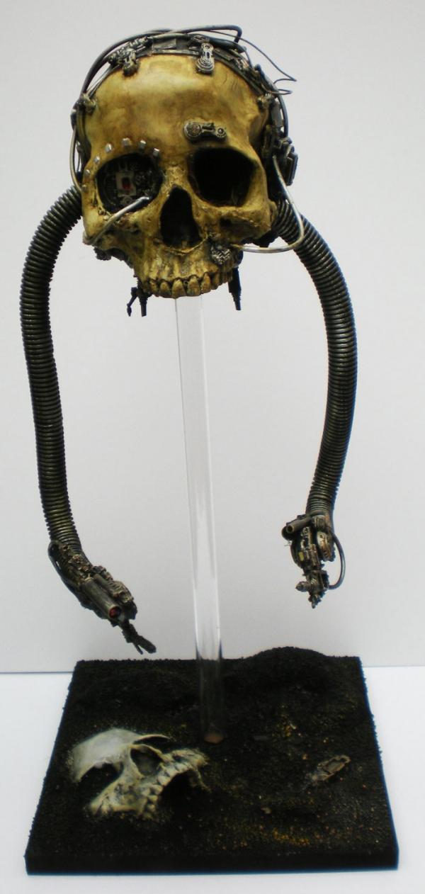Скульптуры Ричарда Саймонса. Великобритания. (Фото 5)
