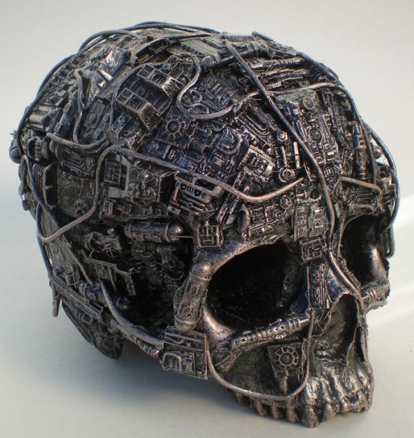 Скульптуры Ричарда Саймонса. Великобритания. (Фото 2)