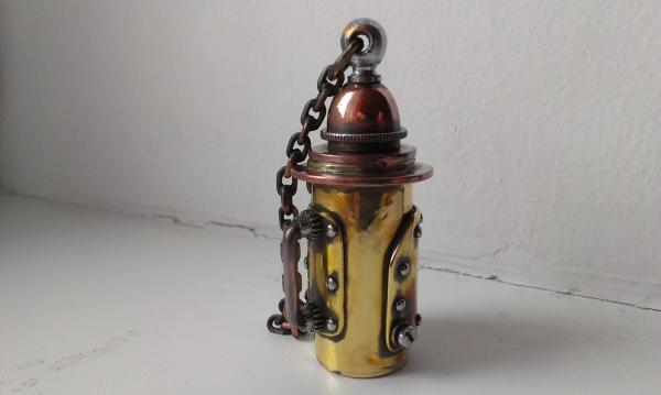 Зажигалка из гильзы (Фото 17)