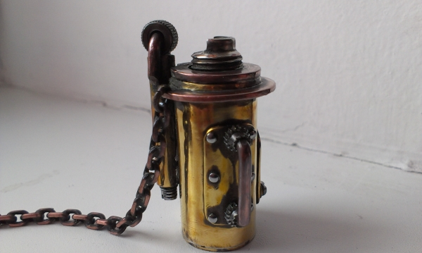 Зажигалка из гильзы (Фото 22)