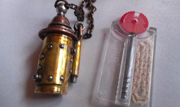 Зажигалка из гильзы (Фото 25)