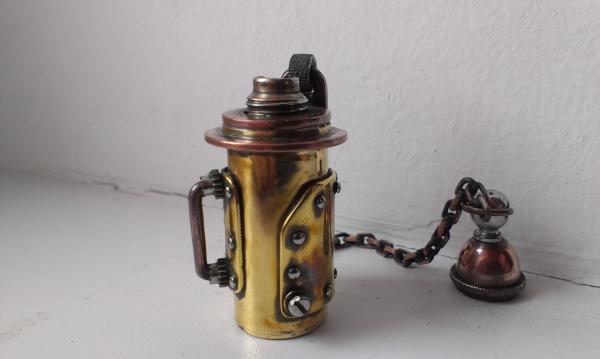 Зажигалка из гильзы (Фото 20)