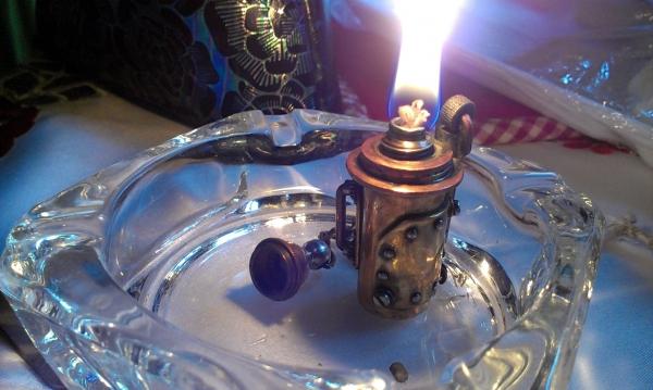 Зажигалка из гильзы (Фото 28)