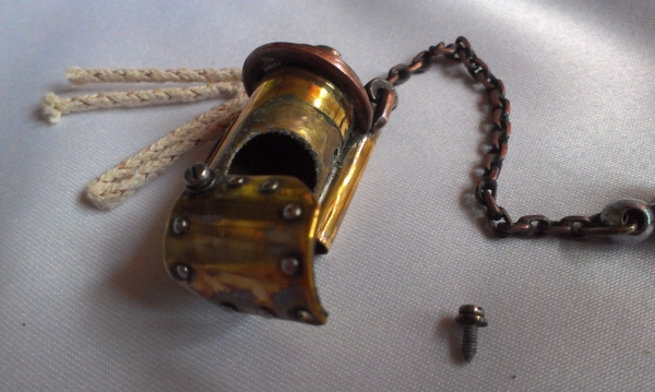 Зажигалка из гильзы (Фото 26)