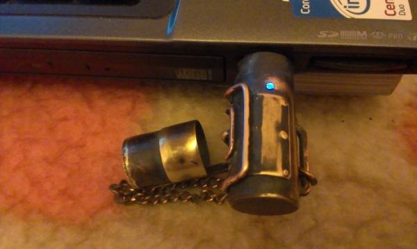 Накопитель с цепью (Фото 9)