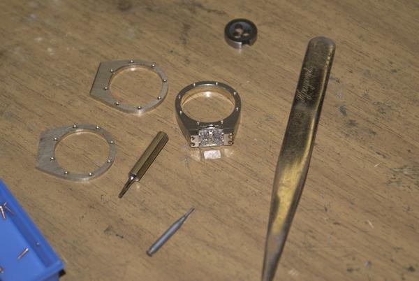 Кольцо на винтах (Фото 3)