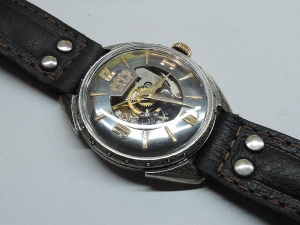 Советский стимпанк часы из СССР