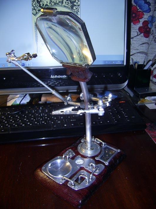Увеличительный механизм (Фото 33)