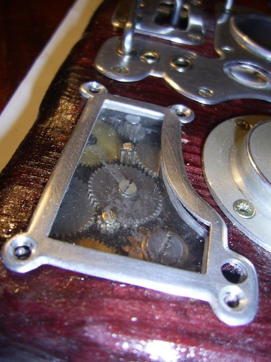Увеличительный механизм (Фото 26)