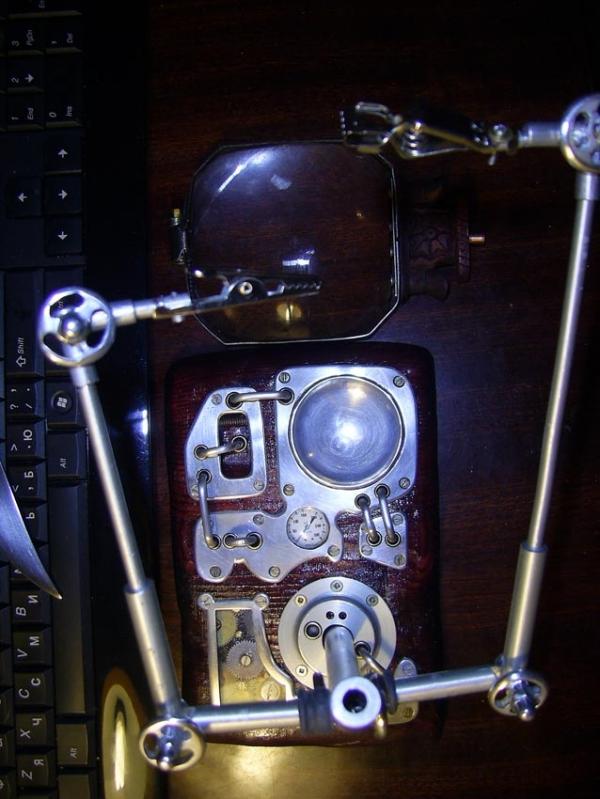 Увеличительный механизм (Фото 32)