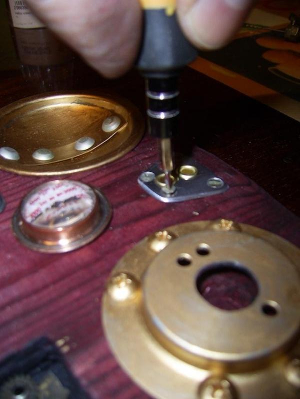 Увеличительный механизм (Фото 10)